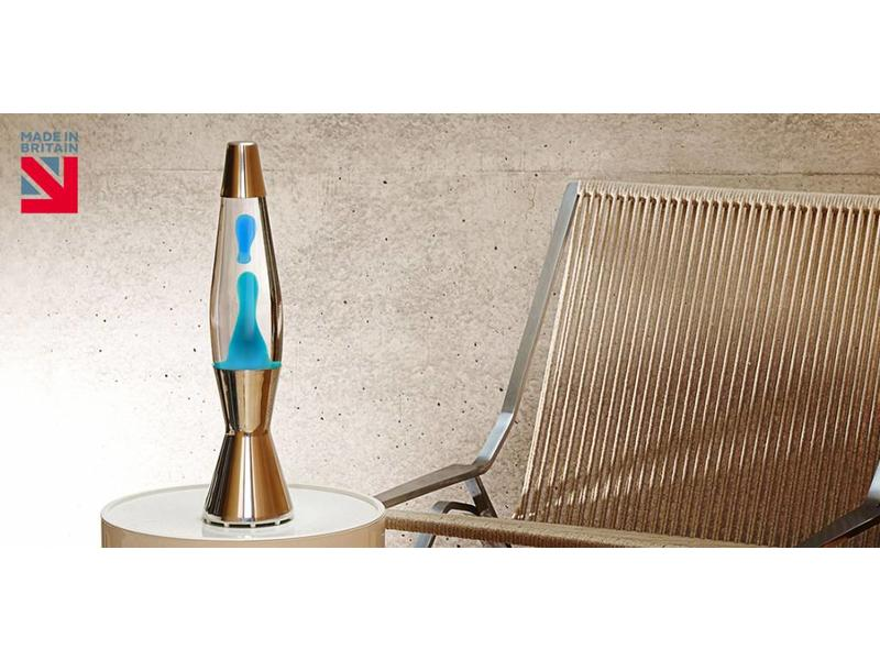 Mathmos Astro Baby Lava Lamp