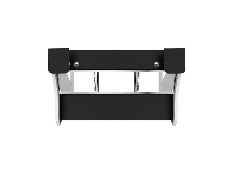 StudioDesk Virtuoso Desk Black
