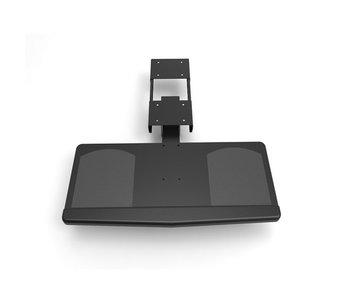 StudioDesk PC Keyboard swivel tray