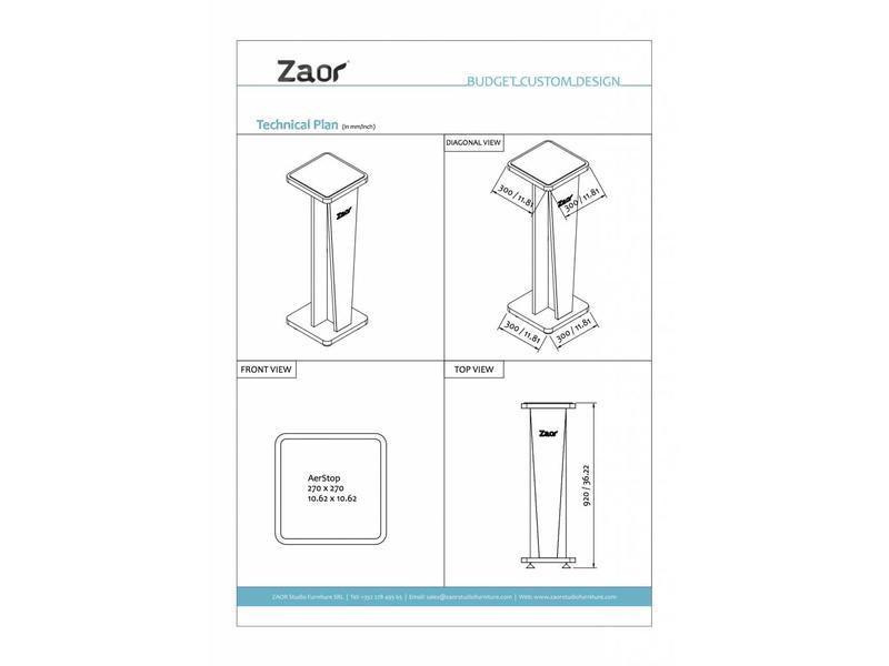 Zaor Croce Stand 36 (Set) - SALE