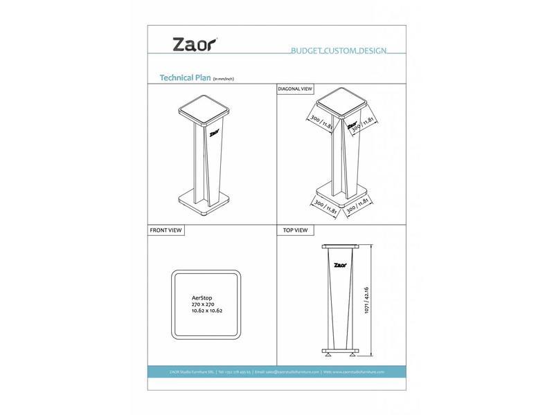 Zaor MIZA Stand V42 (Set) SALE