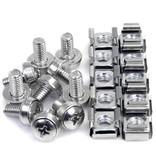 StudioDesk Cage Nuts en screws set