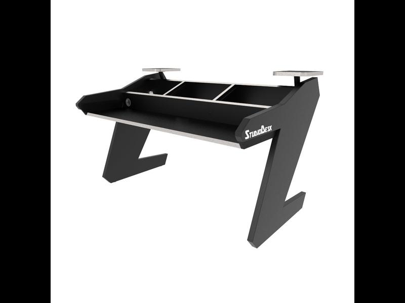 StudioDesk Virtuoso Desk All Black  Inclusief Accesoires Showroom Model