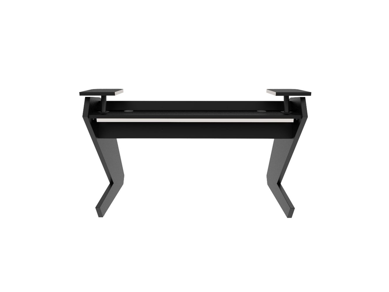 StudioDesk Virtuoso Desk All Black  Showroom Model
