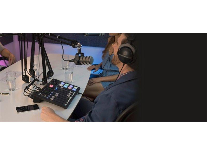 RØDE RØDECaster Pro Integrated Podcast Production Console