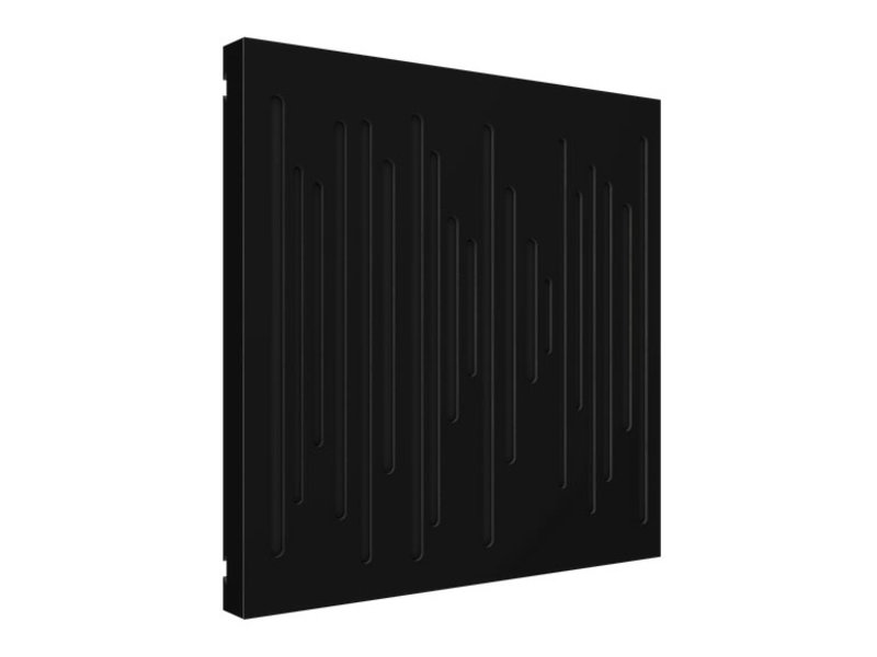 Vicoustic  VicPattern Ultra Wavewood Black Mate