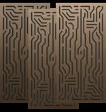 Artnovion Azteka Doble W - Absorber FG | (L10) Bronze