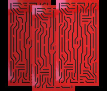 Artnovion Azteka Doble W - Absorber FG | (L03) Rouge