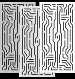 Artnovion Azteka Doble W - Absorber FG | (L01) Blanc