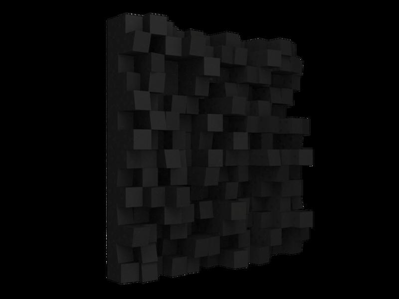 Vicoustic  Multifuser DC2 - Black - B00003