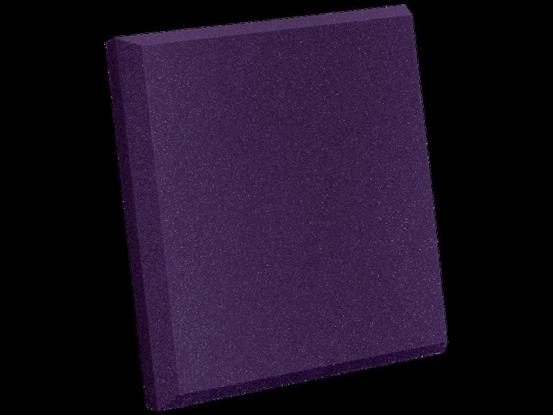 "Auralex 2"" (5cm) SonoFlat, 2'x2' panel (60cm x 60cm)"