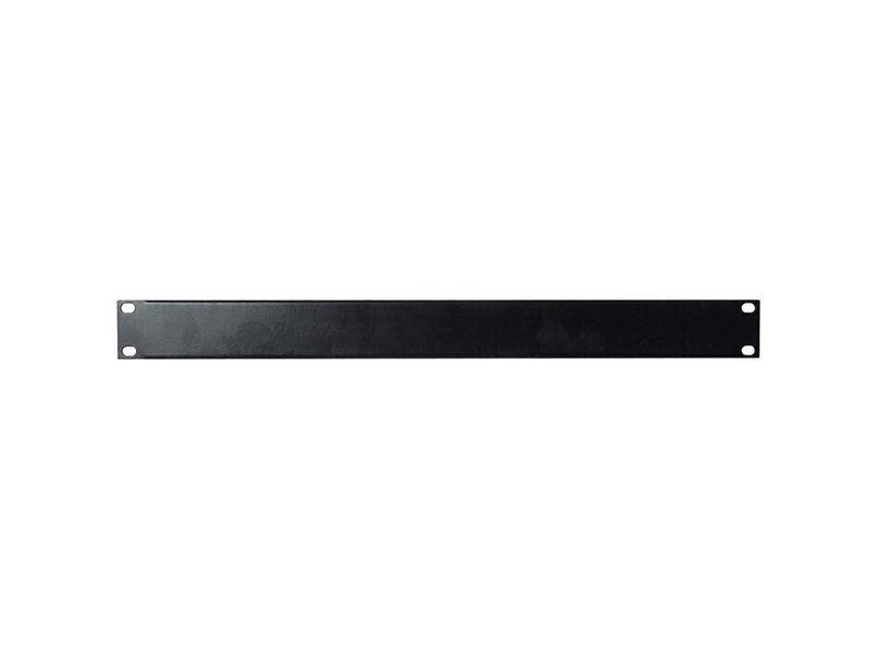 19 inch Blindpanel Black