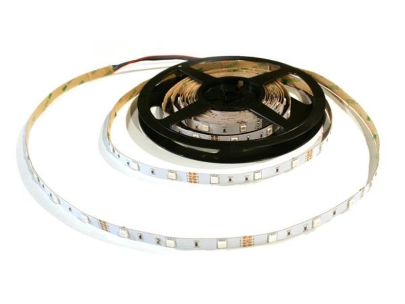 Epistar LED Strip RGB 5M 12V