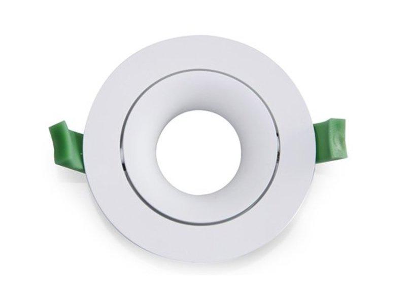 LED Downlight Ring Arc 90mm White