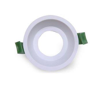 LED Downlight Ring Deep 75mm White
