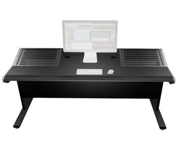 Sterling modular Two Bay Flat Center Multi- Station Console