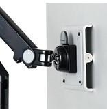 Humanscale M2 monitor arm bolt through