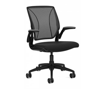 Humanscale World chair 1 Black