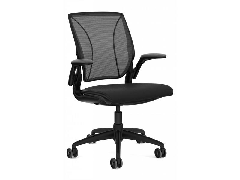 Humanscale World chair 2 Black