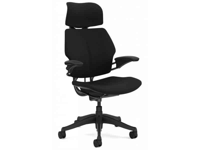 Humanscale Freedom Headrest 1 Black