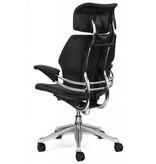 Humanscale Freedom Headrest 2 Black Leather