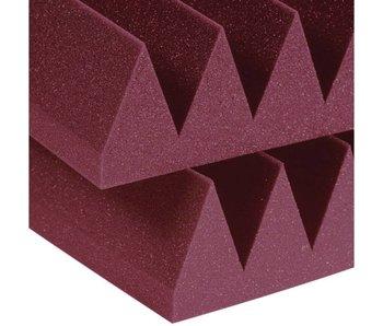 "Auralex 4"" (10cm dik) Studiofoam Wedge, 2'x2' panel (L 60cm x B 60cm)"