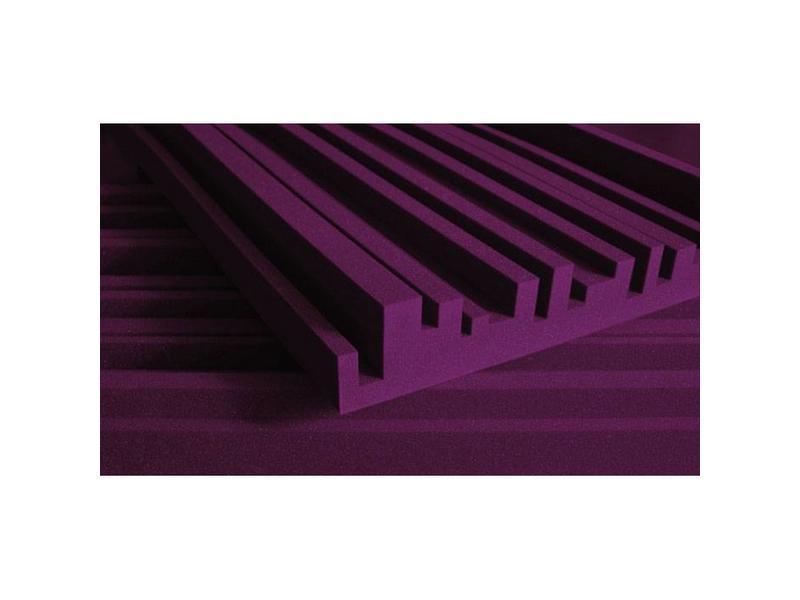 """Auralex 2""""(5cm) Studiofoam Metro, 2'x4' panel (60cm x 120cm)"""