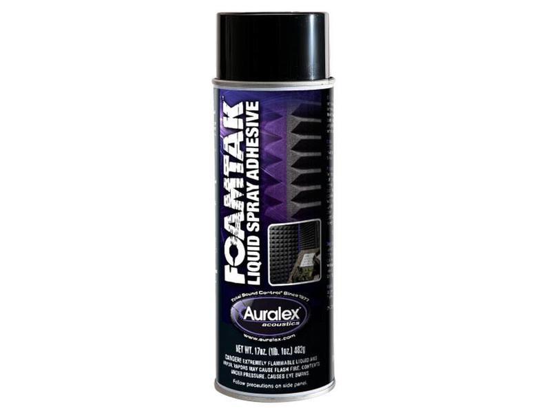 Auralex FoamTak Spray Adhesive - Foamtak Lijm spuitbus