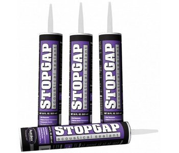Auralex Stopgap Acoustical Sealant, 1 - 29 oz tube