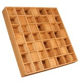 "Auralex Sustain Prism Bamboo Diffusor, 3 ""x 23,75"" x 23,75 """