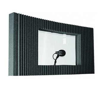 "Auralex MAXWall Window Kit, 1 - 20""x48""x4.375"" panel with Window kit"