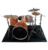 Auralex HoverMat Drum Isolatie Mat, 6 'x 4' mat met draagtas