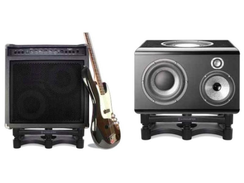 IsoAcoustics ISO-L8R430 Studio en Guitar Amp Speaker Stand