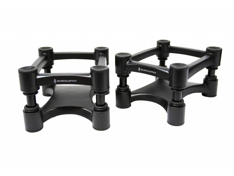 IsoAcoustics ISO-L8R155 Home and Studio Speaker Stands, pair