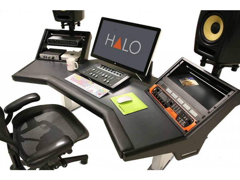 Argosy Halo Plus (Includes Halo, 2 rack shelves, & Set of Speaker Platforms)