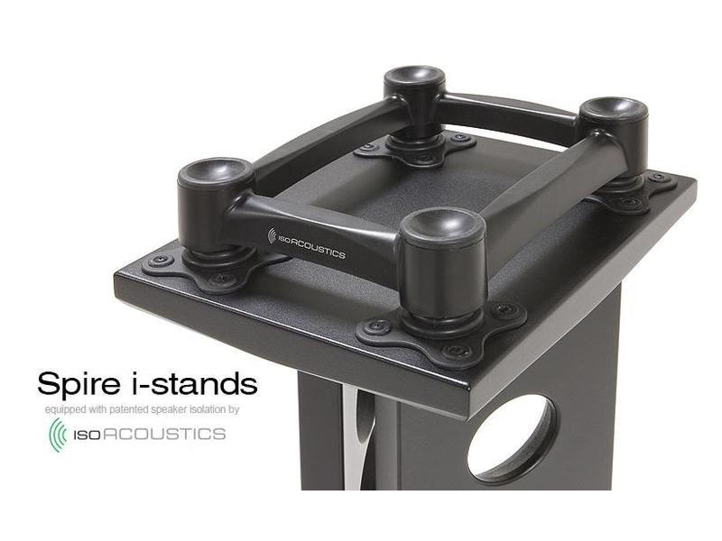 "Argosy 2) 42"" i-Stands w/IsoAcoustics Technology"