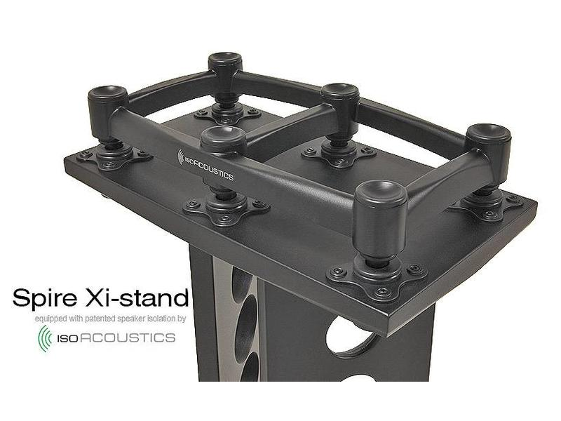 "Argosy 2) 42"" Xi-Stands w/IsoAcoustics Technology"