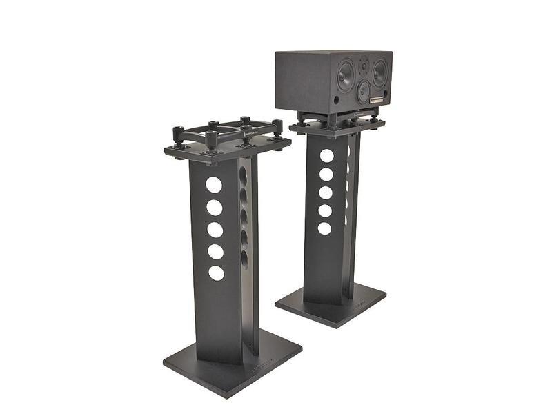 "Argosy 2) 36"" Xi-Stands w/IsoAcoustics Technology"