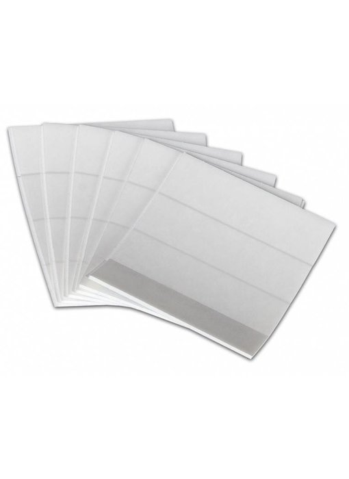 Auralex EZ-Stick Pro adhesive mounting tabs for Studiofoam, SonoLite, & diffusors, 24 tabs