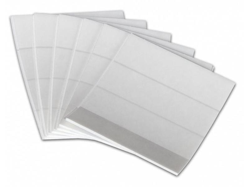 Auralex EZ-Stick Pro adhesive mounting tabs for Studiofoam, SonoLite, & diffusors, 24 tabs