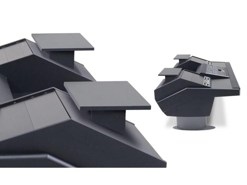 Argosy Pair of G series Rack Mount Speaker Platforms