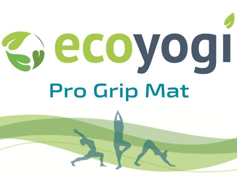 Review Ecoyogi Pro Grip Yoga Mat