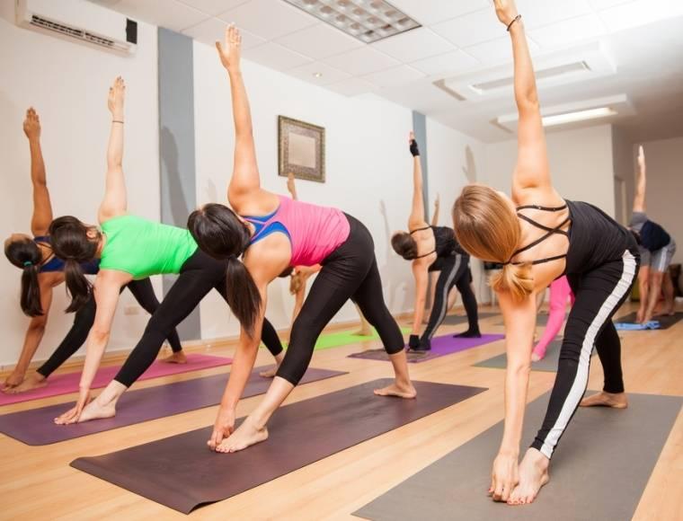 Duurzame yogamatten voor een intensief en professioneel gebruik