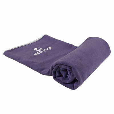 Ecoyogi Hot Yoga Handdoek Paars