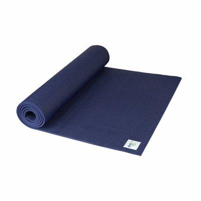 Ecoyogi Classic yoga mat 200 cm - Midnight