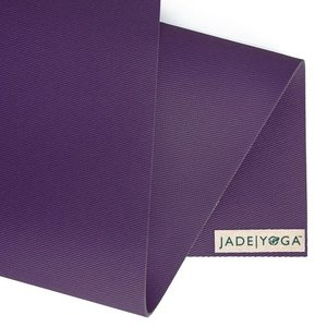 Jade Yoga Harmony yoga mat 173 cm - Purple (5 mm)