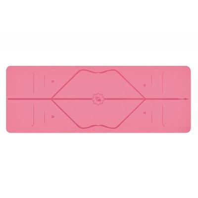 Liforme Travel Mat - Pink (Incl. tas)