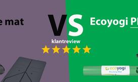 Liforme of Ecoyogi pro grip: welke mat is beter?