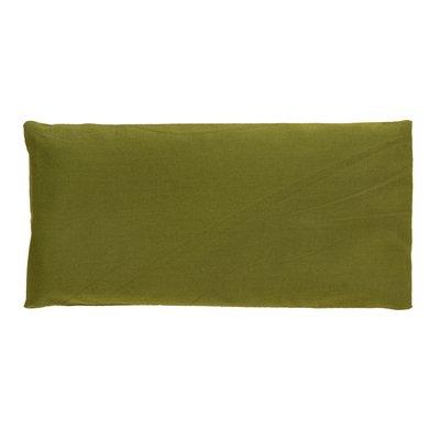 Ecoyogi Oogkussen olijf groen