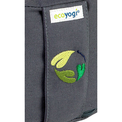 Ecoyogi meditatiekussen Stone medium (eco) - 13 -15 cm
